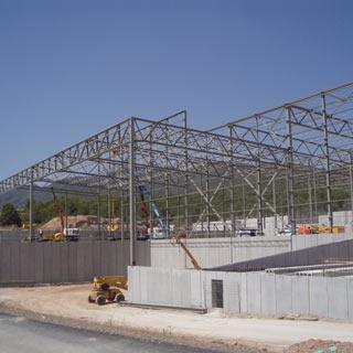 Edificación industrial Alcudia